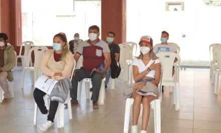 CAINCO habilita centro de vacunación para inmunizar contra el Covid – 19 en la Villa 1° de Mayo