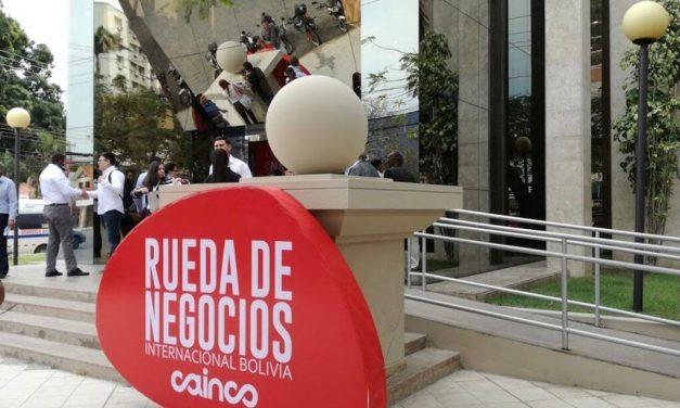 Rueda de Negocios Internacional de CAINCO será del 21 al 23 de septiembre