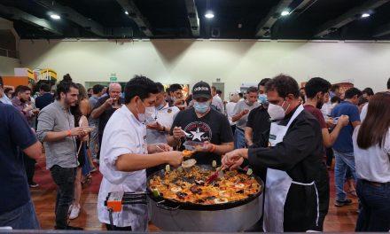 Éxito de calidad, participación y sabor en el 3er concurso de paellas de Bolivia