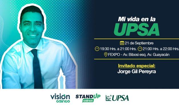 UPSA presente en la Expocruz 2021.
