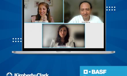 BASF y Kimberly-Clark unen esfuerzos para impulsar el liderazgo femenino.
