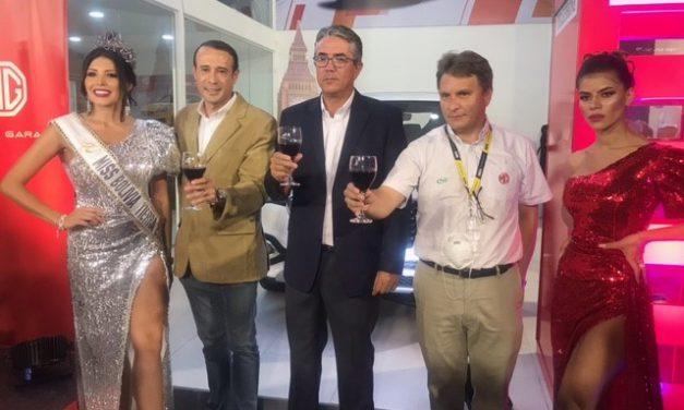 SACI le da la bienvenida a MG Motors y presenta modelos premiados.