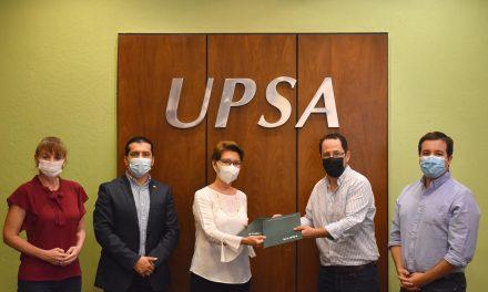 Convenio UPSA con Asociación de Jóvenes Agropecuarios.