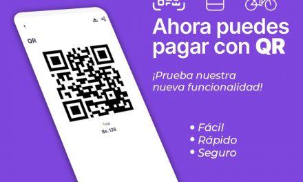 YAIGO, se convierte en la primer app de delivery en Bolivia en tener pago con QR como método de pago.