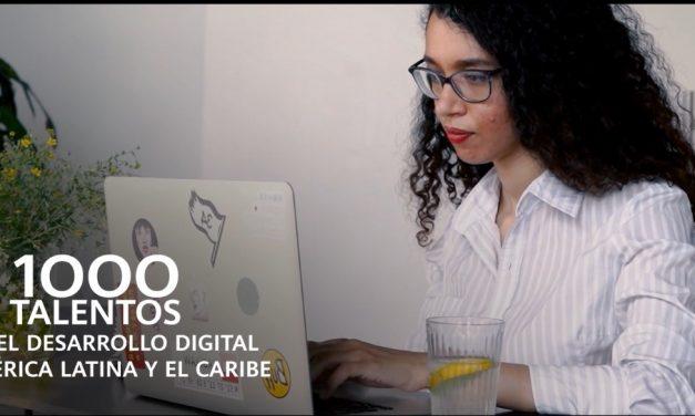 30 mujeres bolivianas recibirán becas de Huawei.