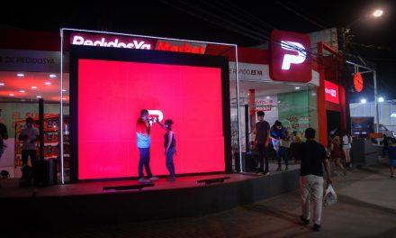 PedidosYa cierra la Fexpocruz con la visita de más de 15.000 personas.